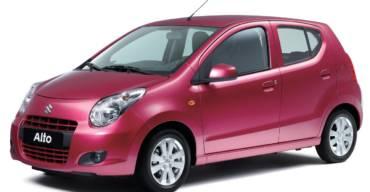 Suzuki alto automatic