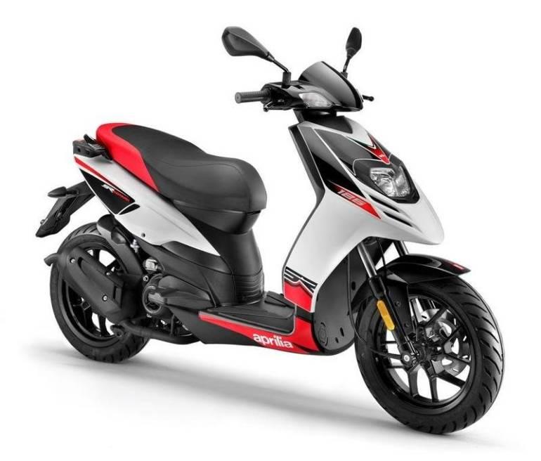 Aprilia sr motor 80cc